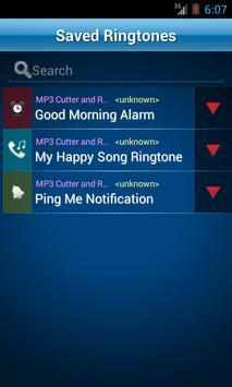 MP3 Cutter and Ringtone Maker♫ 截图 5
