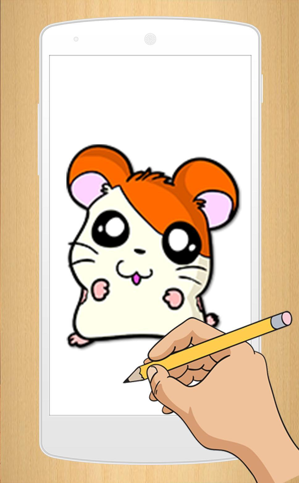 Learn How To Draw Chibi Animals For Android Apk Download