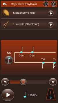 Turkish Music Usûls (Rhythms) screenshot 6