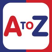 AtoZ icon