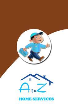 Atoz Home Services Driver screenshot 1