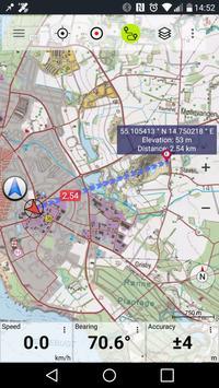 Denmark Topo Maps screenshot 3