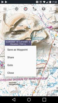 Sweden Topo Maps screenshot 2