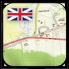 Icona Great Britain Topo Maps