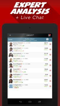 LineStar for FanDuel screenshot 9