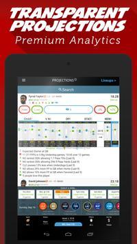 LineStar for FanDuel скриншот 6