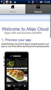 Atlas Cloud screenshot 1