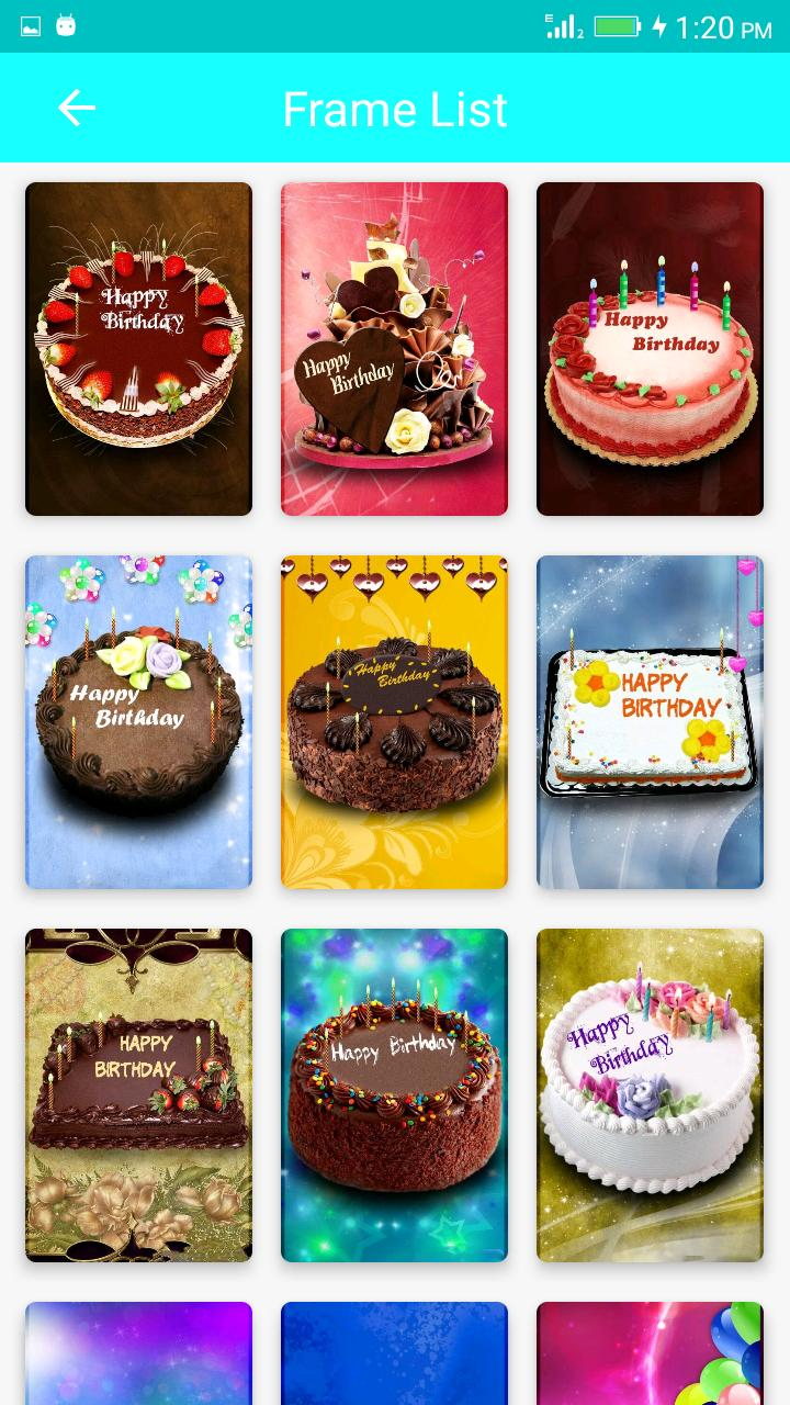 Photo Name On Birthday Cake For Android Apk Download