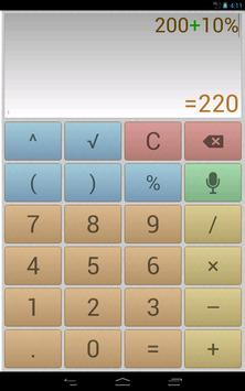 Multi-Screen Voice Calculator Pro screenshot 10