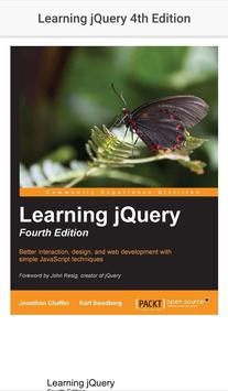 Learning jQuery 4th Edition eBook poster
