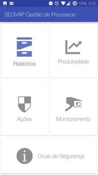 Segvap - Gestão de Processos screenshot 1