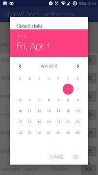Segvap - Gestão de Processos screenshot 2