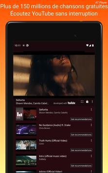 Musique gratuite a telecharger; Lecteur de YouTube capture d'écran 17
