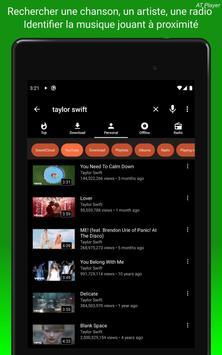 Musique gratuite a telecharger; Lecteur de YouTube capture d'écran 20