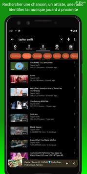 Musique gratuite a telecharger; Lecteur de YouTube capture d'écran 4