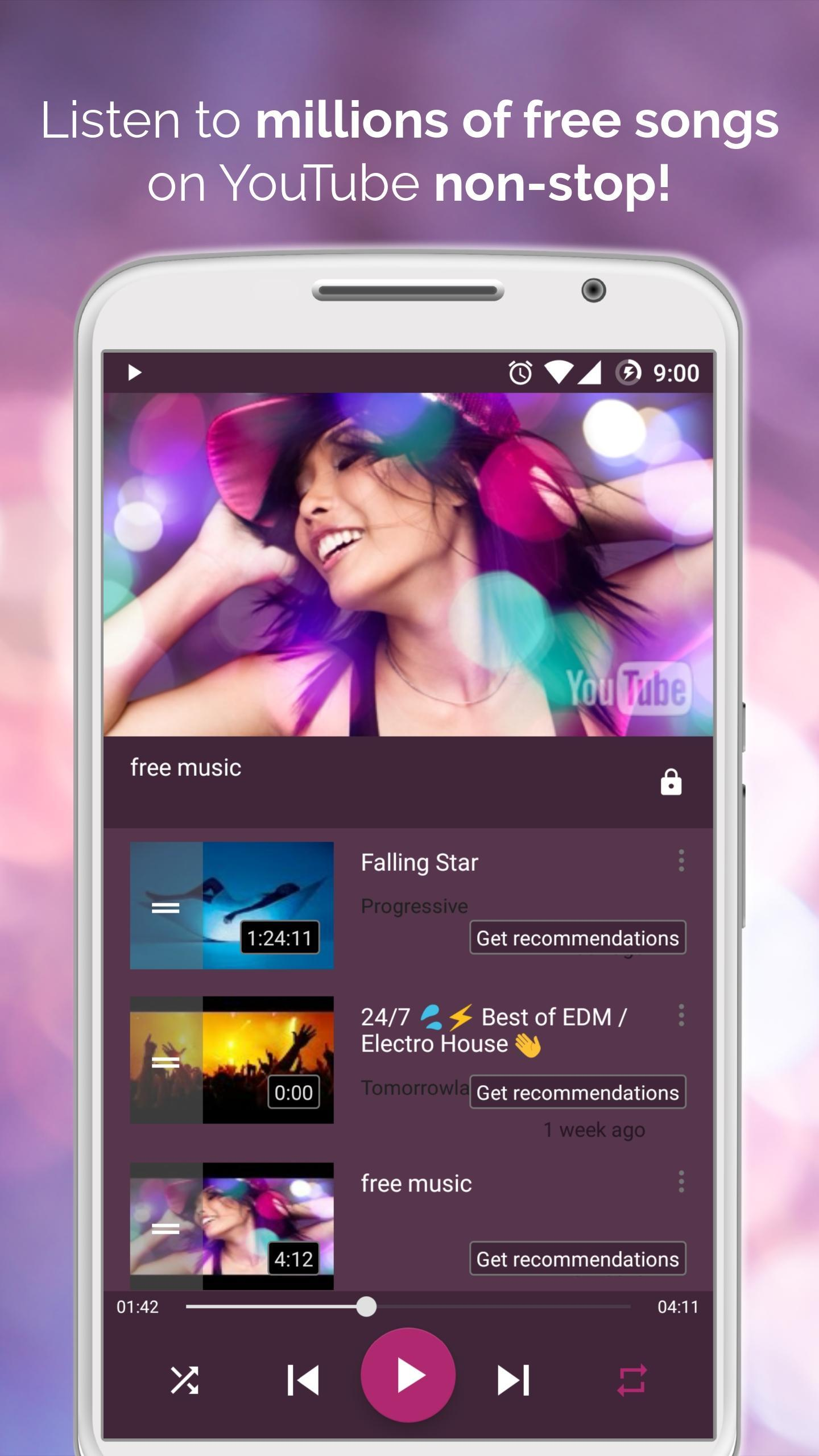Free Music Player, Music Downloader, Offline MP3 for Android - APK