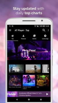 Free Music Player, Music Downloader, Offline MP3 screenshot 1