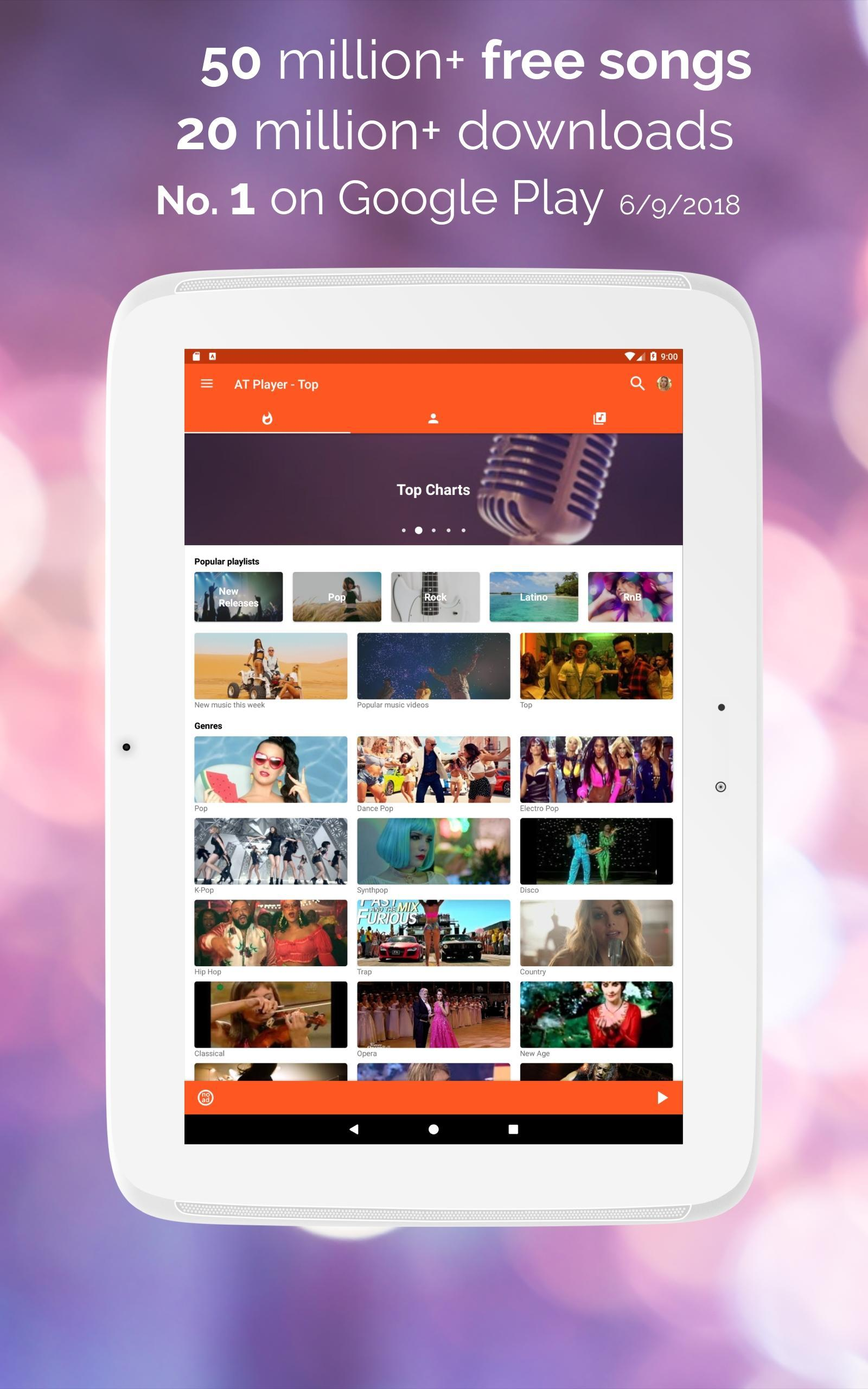 Free Music Player, Music Downloader, Offline MP3 for Android
