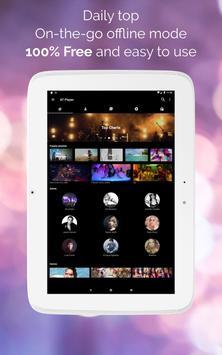 Free Music Player, Music Downloader, Offline MP3 screenshot 9