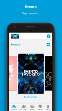 Epic Ticket screenshot 1