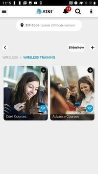 AT&T SalesPro скриншот 1