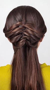 Hairstyles step by step screenshot 4