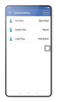 Assistive Touch captura de pantalla 6