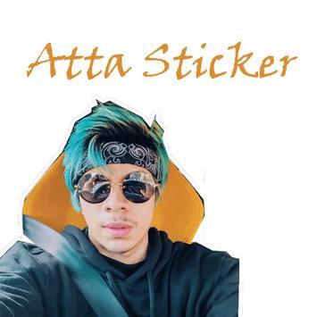 Atta WA Stickers poster