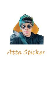 Atta WA Stickers screenshot 1