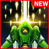 Galaxy Attack - Space Shooter 2020 v1.6.9 (Modded)