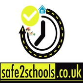 Safe To School icon