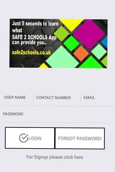 Safe To School screenshot 1