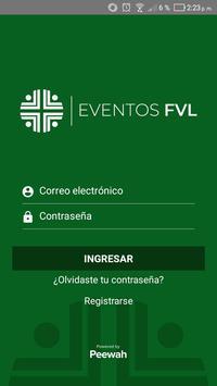 Eventos FVL poster