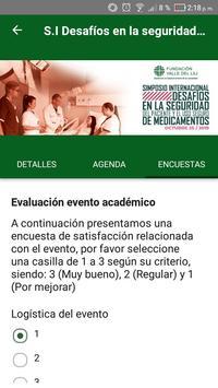 Eventos FVL screenshot 1