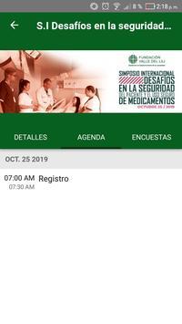 Eventos FVL screenshot 2