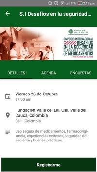 Eventos FVL screenshot 4