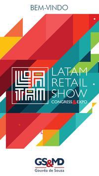 LATAM Retail Show 2018 poster