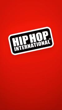 Hip Hop International 2019 poster