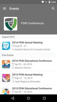 Pharmacy Society of Wisconsin screenshot 1