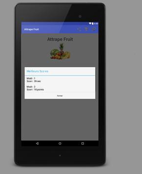 Attrape Fruit screenshot 19