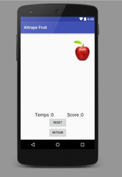 Attrape Fruit screenshot 2
