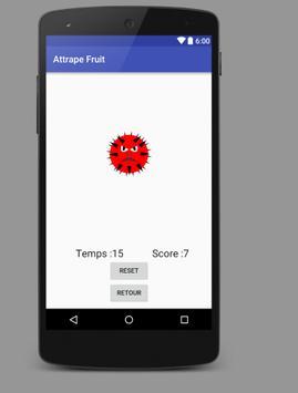 Attrape Fruit screenshot 4