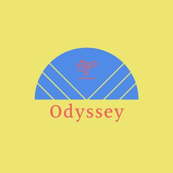 Odyssey- Travel made simple poster