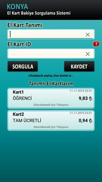 ATUS Elkart Bakiye Sorgulama poster
