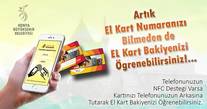 ATUS Elkart Bakiye Sorgulama screenshot 2