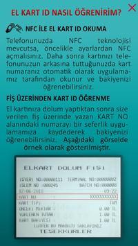 ATUS Elkart Bakiye Sorgulama screenshot 1