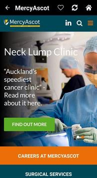 Auckland Hospitals screenshot 7