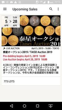 Taisei Auction poster