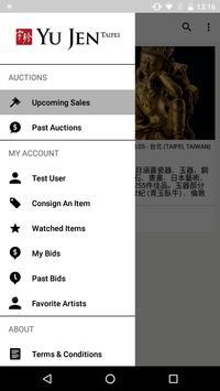 Yu Jen Auctions 宇珍 screenshot 4