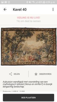 Auctioneers Bernaerts Live screenshot 2